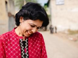 Lume, vrouw, Savita, India