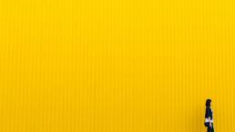 geel, vrouw, lume, bubbel