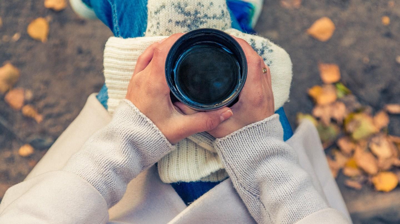 koffie, comfort, gerechtigheid, vrouw