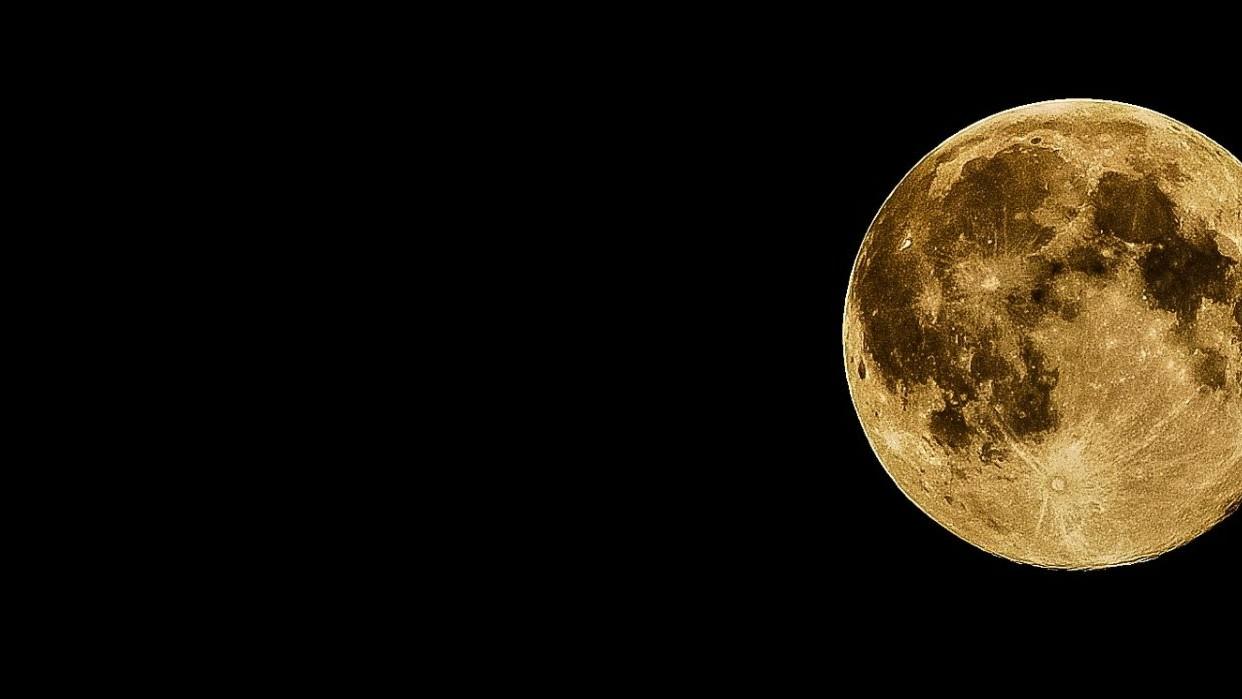 maan, licht, lume