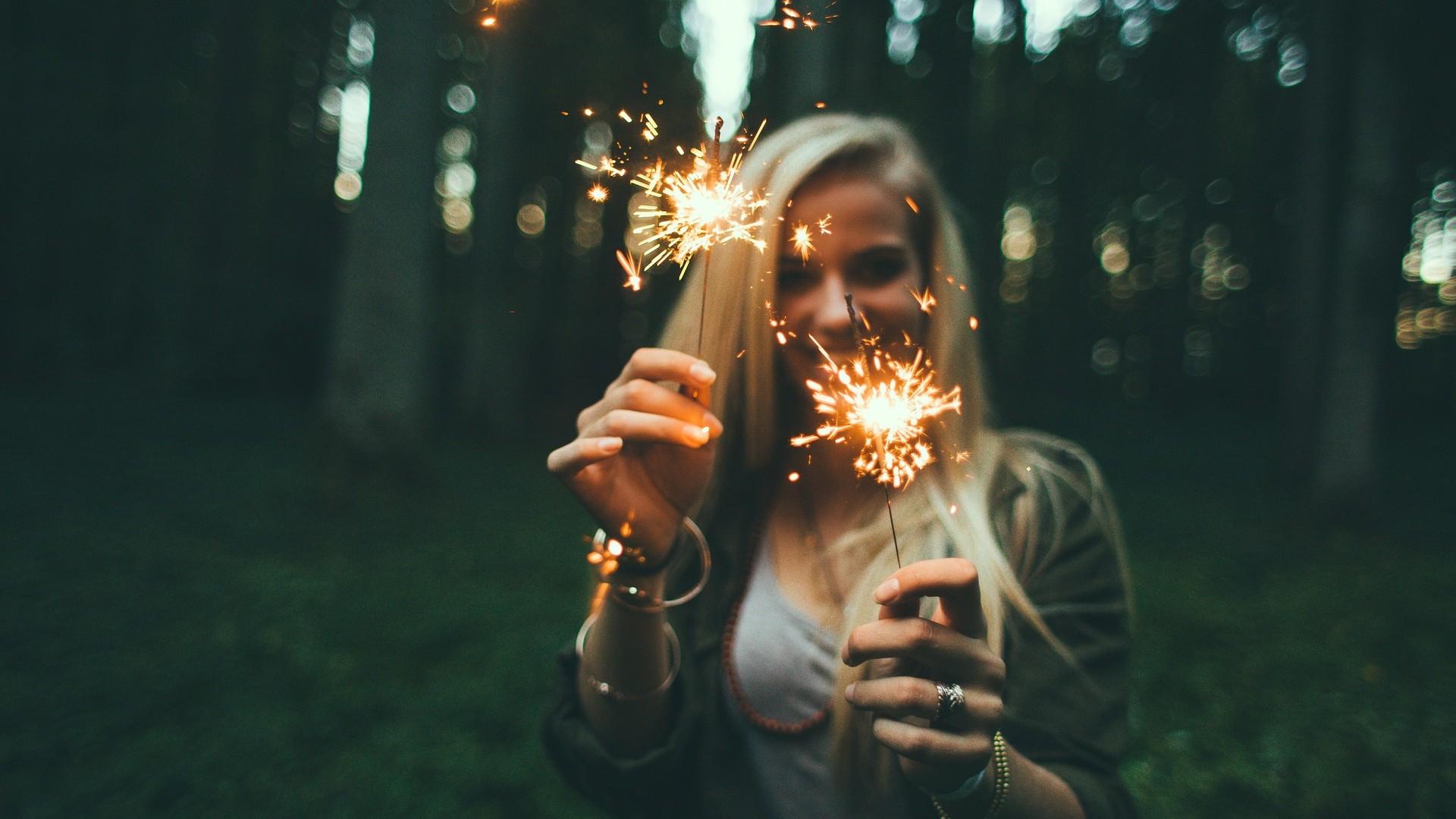 licht, lume, vrouw, sterretjes, 40-dagentijd, geloof