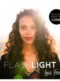 flashlight, lavina, music, lume, vrouw, lavi, frost