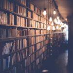 boeken, lampjes. LUMEvent