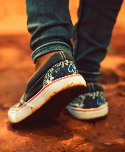 voet, voetbad, lume, shoes, schoenen