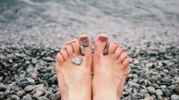 voet, voetenbad, vrouw, lume, jezus