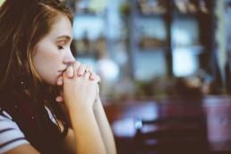 gebed, nepal, vrouw, lume