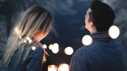 gesprek, licht, lume, vrouw
