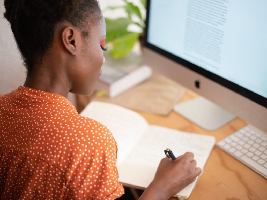 Vrouw, Lume, boek, schrijven