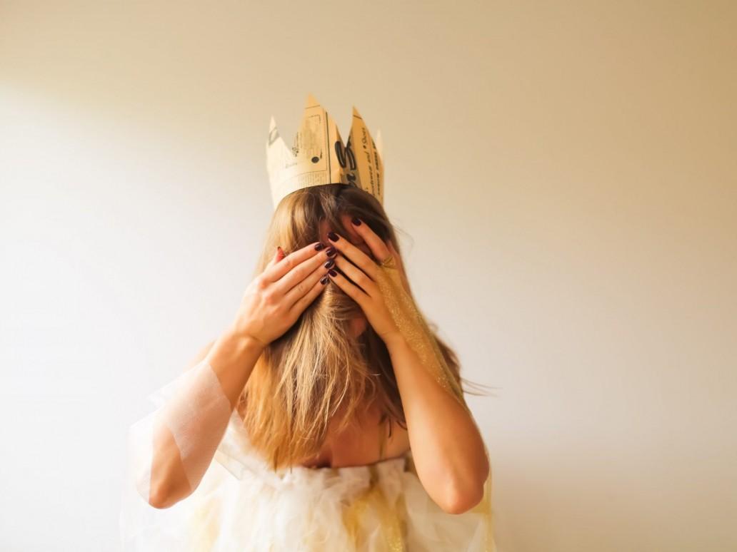 Lume, vrouw, prinses