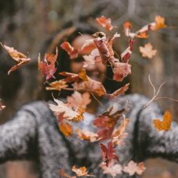 herfst, loslaten
