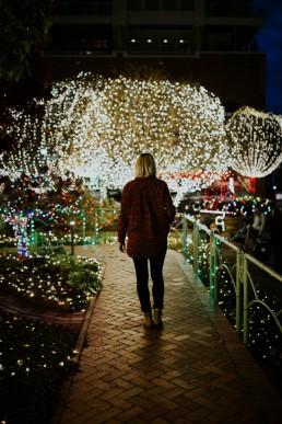 kerst. lichtjes, jezus, komt