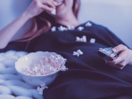 zwijmelfilm, tv, lume, vrouw