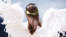 angels, engelen, lume, vrouw, inval
