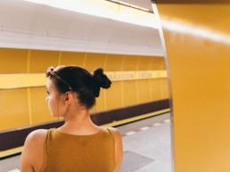 Lume, Woman, Light, Yellow