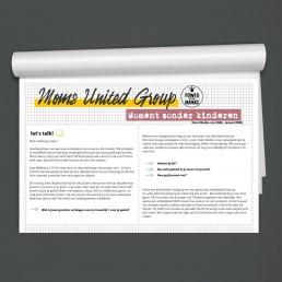 moedergroepen, materiaal, bijbelstudie