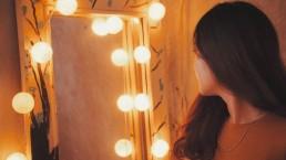 lume, licht, vrouw, schoonheid