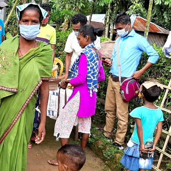 india, corona, noodhulp, ziekenhuis, prayforindia, nodig