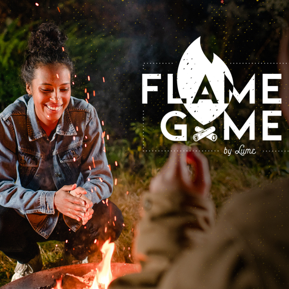 Flame Game, flamegame, lume, vrouw, spel, game