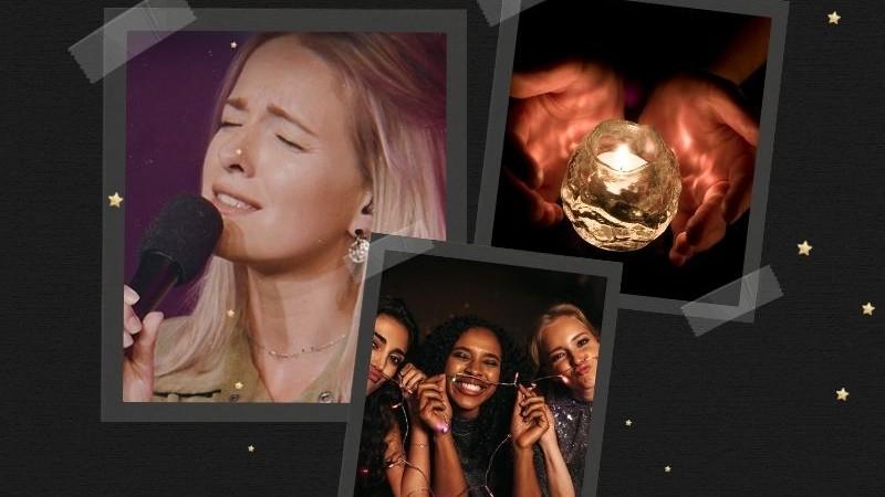 light, tour, eline bakker, muziek, event